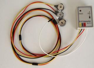低コスト心電R-R間隔遠隔計測システム送信機