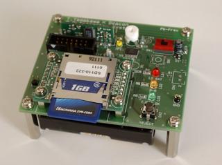 低コスト心電R-R間隔遠隔計測システム受信機