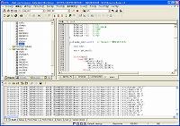 ビーコン組込ソフトウェア開発イメージ