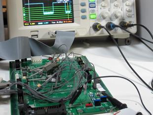 電子制御機器開発イメージ